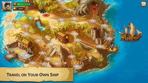 Braveland: Pirate for iPhone