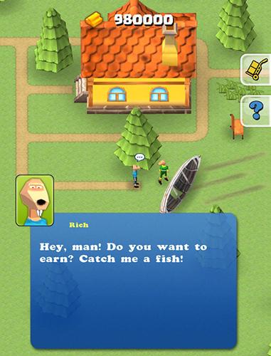 Abenteuer-Spiele Big quest: Bequest für das Smartphone