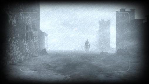 Screenshot Aufgang vom Slender 2 auf dem iPhone