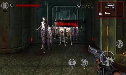 Undead land: Liberation capture d'écran 1
