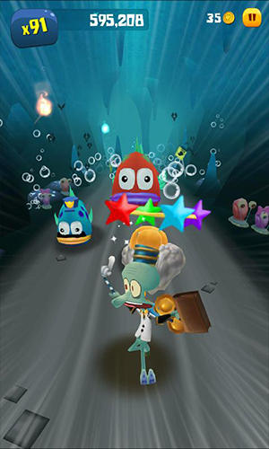 SpongeBob game station para Android