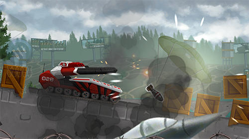Tank race: WW2 shooting game auf Deutsch