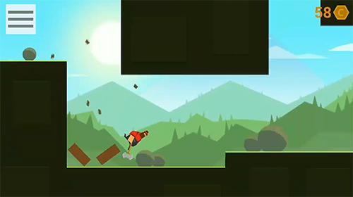 Arcade-Spiele Lumber well für das Smartphone