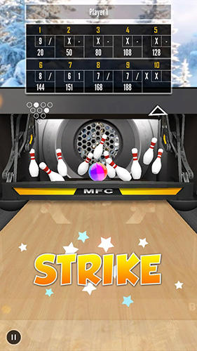 Bowling 3D master für Android