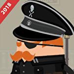 Enigma: Super spy. Point and click adventure game Symbol