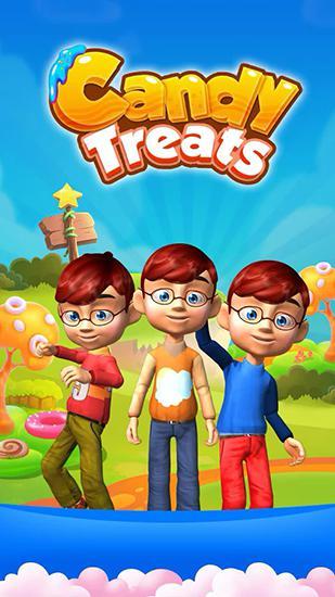 Candy treats Symbol