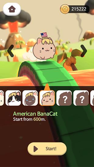 The last banacat auf Deutsch