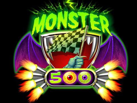 logo A Raça de Monstros 500
