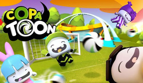 Screenshot Copa Toon auf dem iPhone