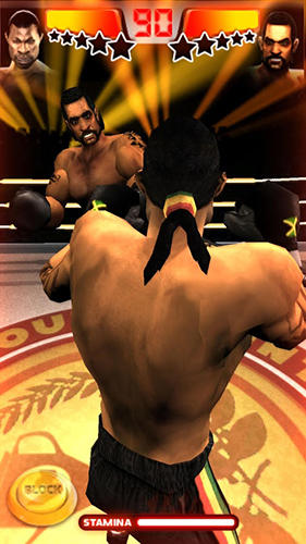 Iron fist boxing lite: The original MMA game para Android