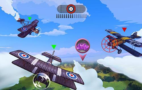 Ace academy: Legends of the air 2 für Android