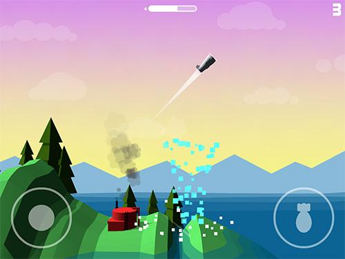 Arcade Bomber ace für das Smartphone