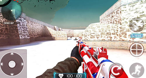 Counter terrorist 2: Gun strike скриншот 1