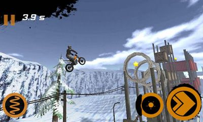 Arcade Trial Xtreme 2 HD Winter for smartphone