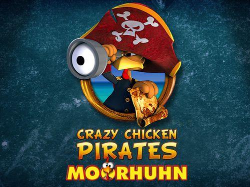 logo Verrückte Hühnerpiraten: Moorhuhn