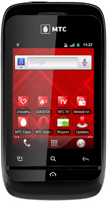 Android игры скачать на телефон MTS 960 бесплатно