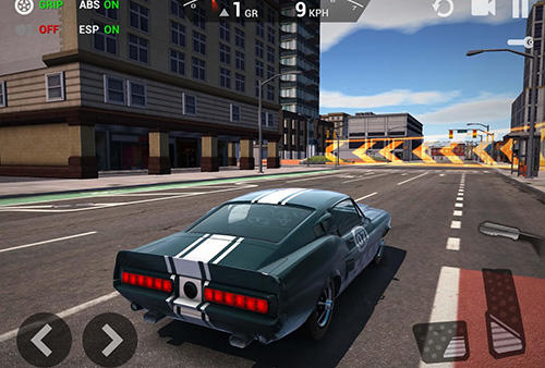 Ultimate car driving: Classics para Android