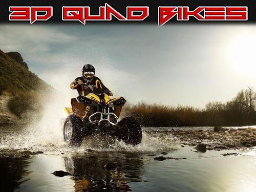 logo 3D Quad Bikes