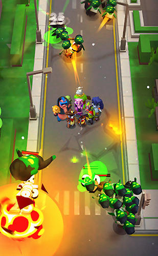 Animals vs zombies для Android