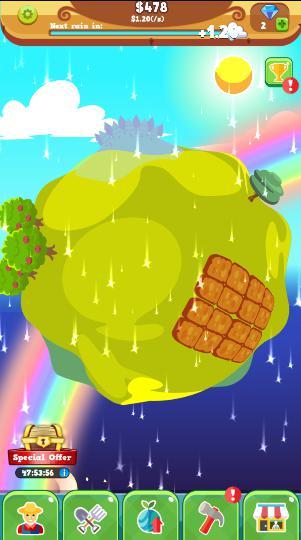 Tiny farm planet für Android