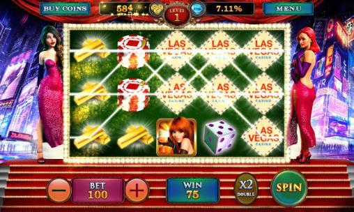 Big Las Vegas casino: Slots machine auf Deutsch