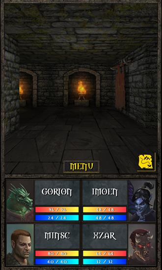 Dungeoneers для Android