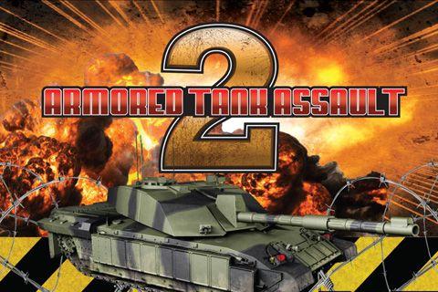 логотип Бронированный танк: Атака 2