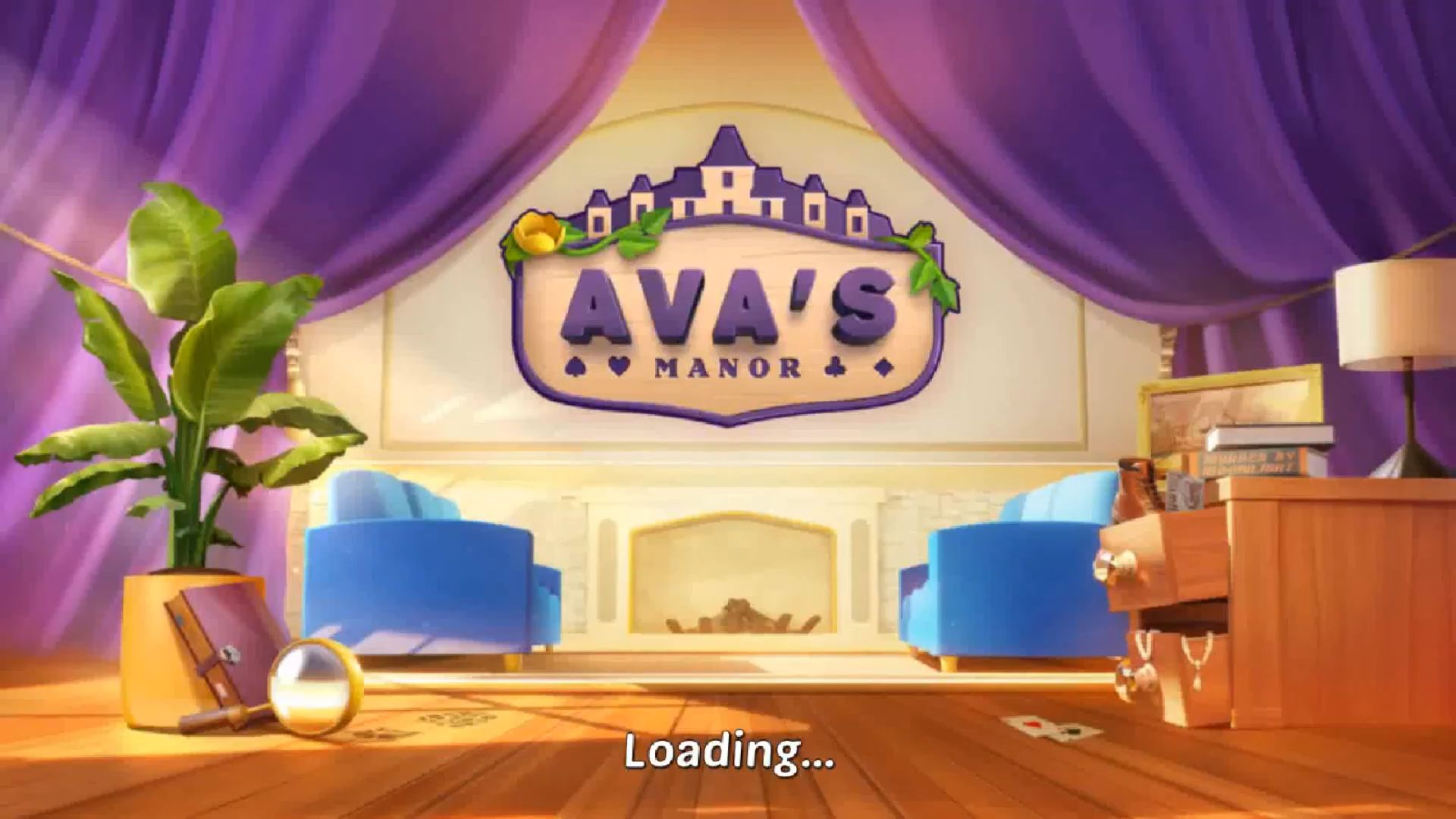 Ava's Manor - A Solitaire Story screenshot 1