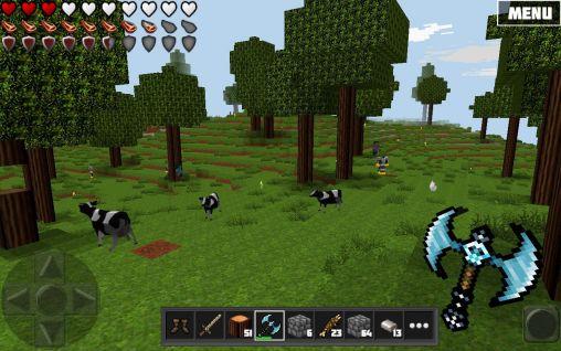 World of cubes Screenshot