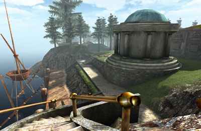 Real Myst for iPhone for free