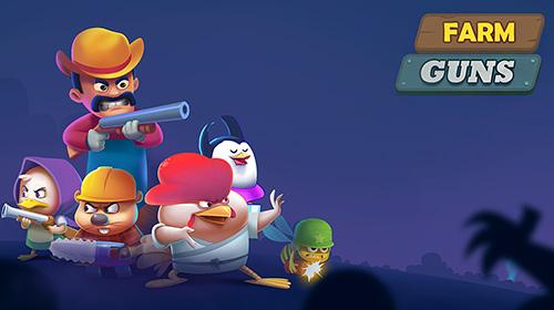 Иконка Farm guns: Alien clash 2018