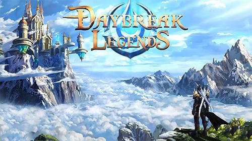 Скриншот Daybreak legends на андроид