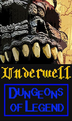 Dungeons of legend: Underwell screenshot 1