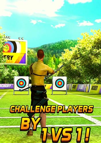 Arcade-Spiele Archery elite für das Smartphone