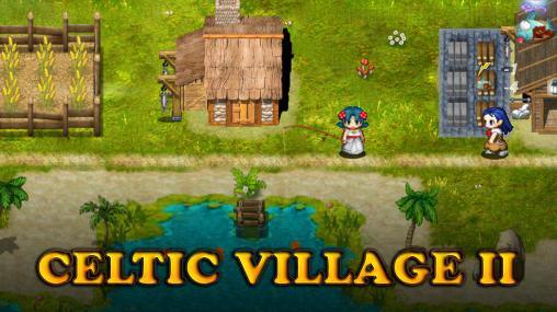 Celtic village 2 Screenshot