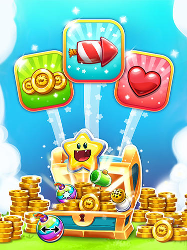 Best fiends stars: Free puzzle game capture d'écran 1