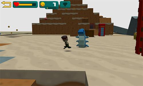 Jabrix adventure 3D auf Deutsch