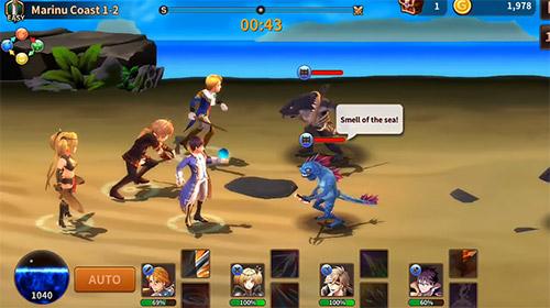 Battle of souls Screenshot