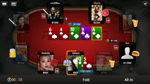 Texas holdem poker: Poker king for Android