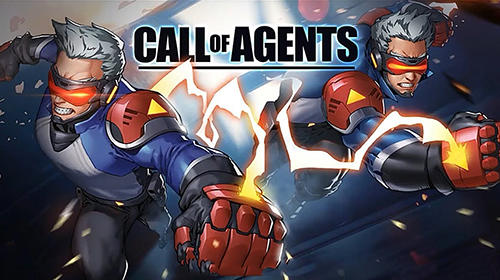 Call of agents ícone
