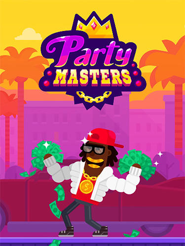 Partymasters: Fun idle game Screenshot