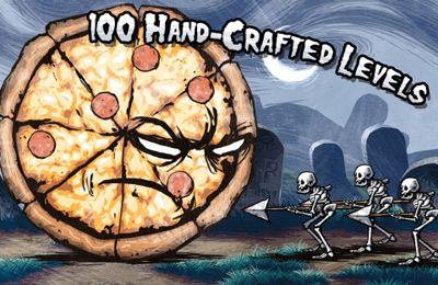 La Pizza contre les Squelettes pour iPhone gratuitement