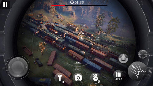 Fatal target shooter für Android