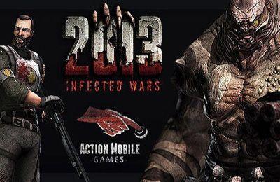 logo 2013 Las guerras de los infectados