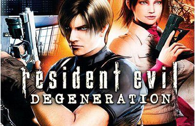 logo Resident Evil: Degeneration
