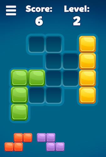die Blöcke Blocks tangram auf Deutsch