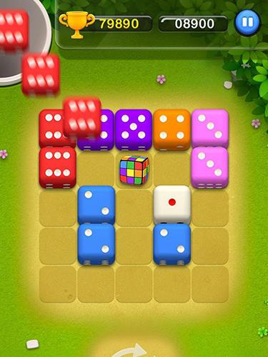 Fantastic dice: Merge puzzle для Android