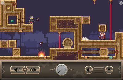 Screenshot Antischwerkraftspray 2 auf dem iPhone