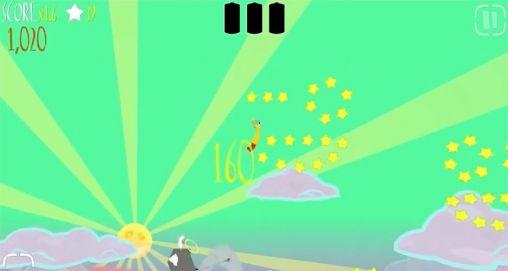 Arcade-Spiele Boogey boy für das Smartphone