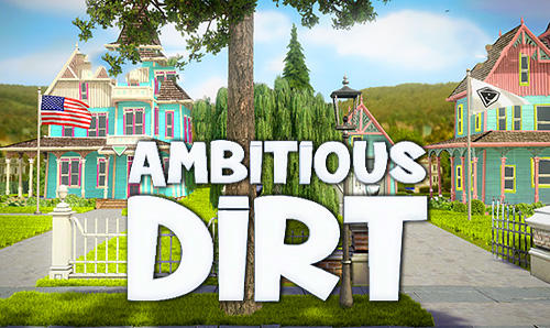 Ambitious dirt: Puzzle game Screenshot